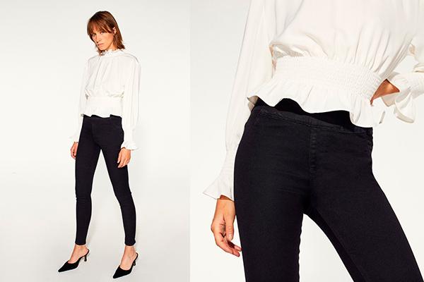 básicos de moda mujer pantalones negros