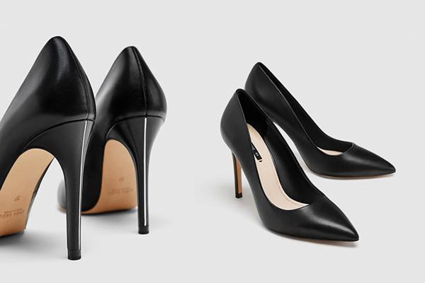 básicos de moda zapatos
