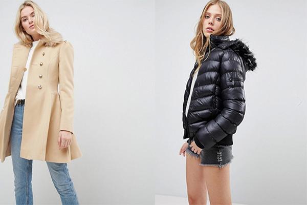 rebajas asos 2018 chaquetas