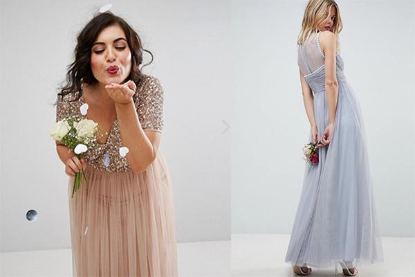 bodas: cómo se viste la hermana de la novia