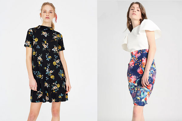 tendencias de primavera 2018 flores