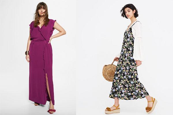 tendencias de primavera 2018 vestidos