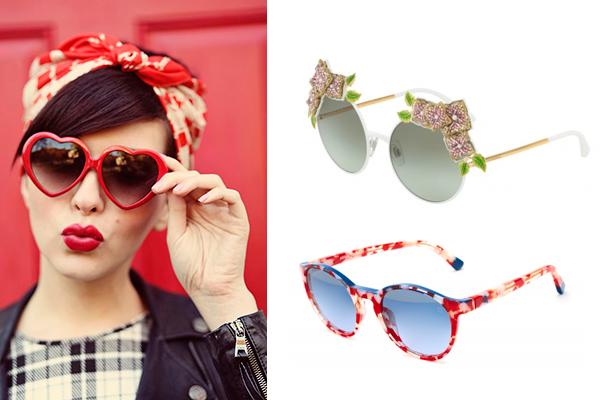 tendencias en gafas de sol verano mujer