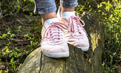 zapatillas de color pastel mujer primavera