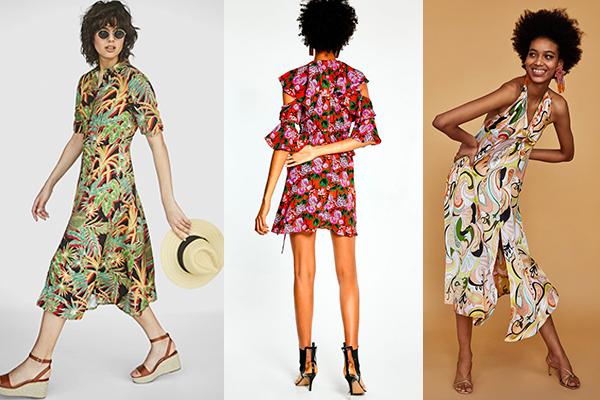 vestidos de verano 2018