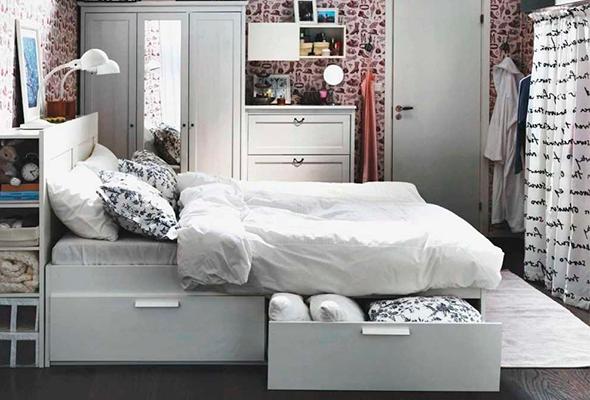 cómo decorar un mini piso