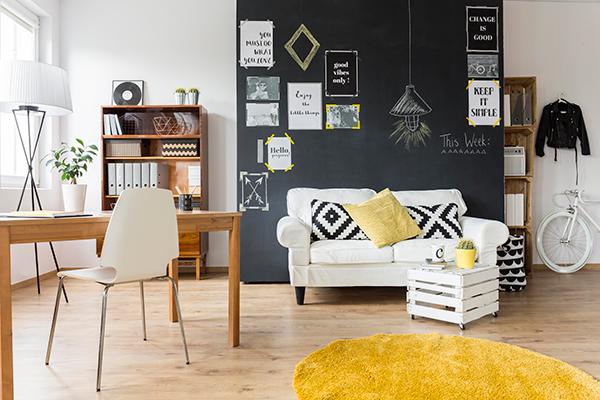 ideas para redecorar tu casa  y pintar paredes