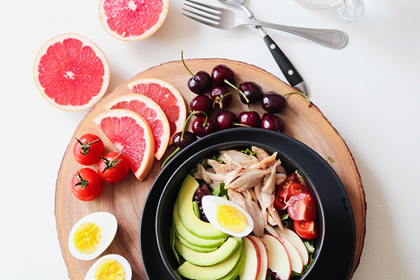 mantener la línea dieta equilibrada