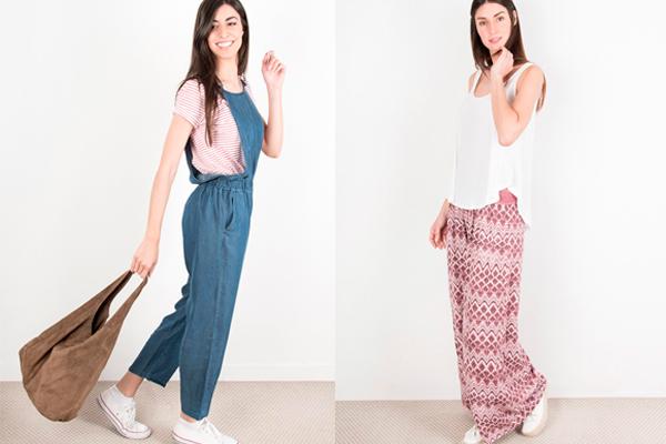 algo bonito pantalones