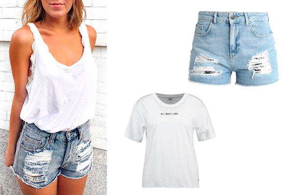 fondo de armario shorts
