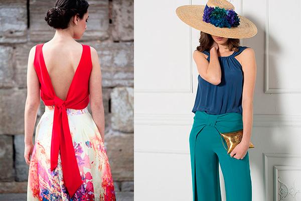 vestidos para bodas de verano colores