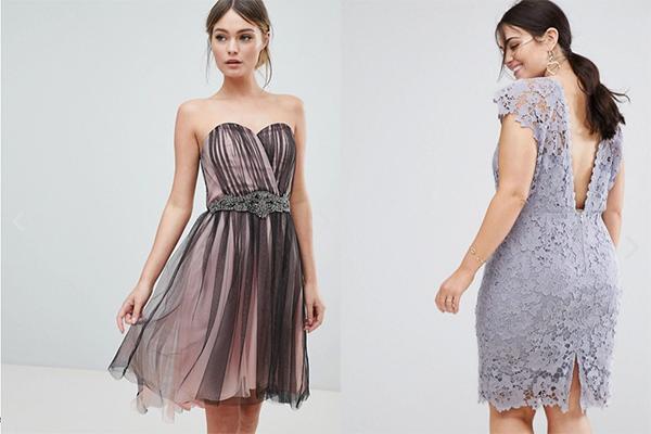 vestidos para bodas de verano asos rebajas