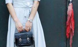 cómo combinar relojes de mujer