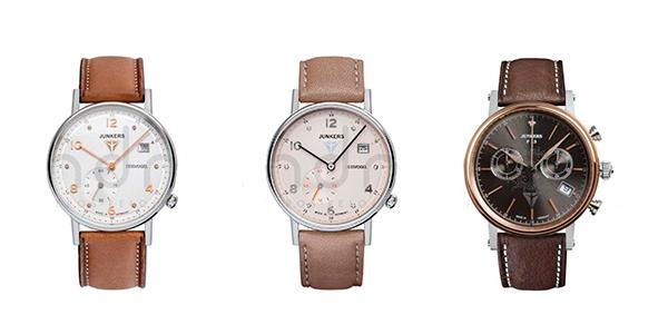 cómo combinar relojes junkers
