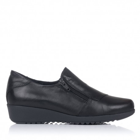 48-horas-21404-zapato-piel-con-cremallera-mujer