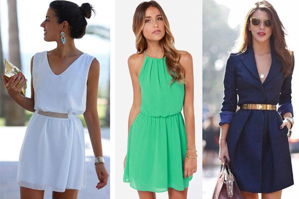 Tipos de vestidos de fiesta segun tu cuerpo