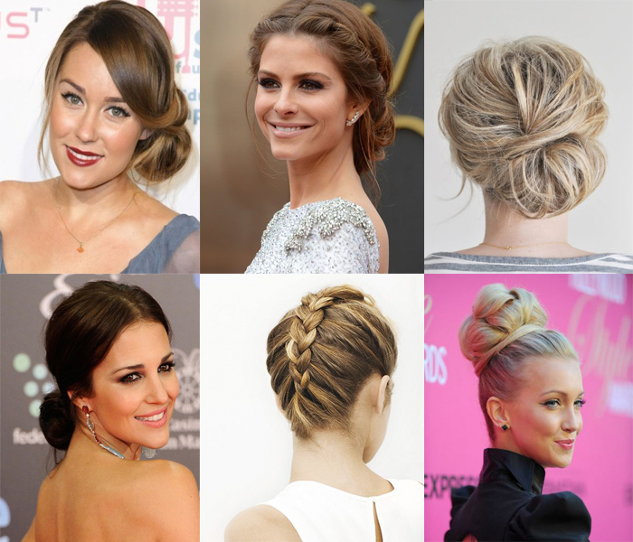 Sorprendentemente fácil peinados sencillos para boda Colección de cortes de pelo estilo - Peinados para invitadas de bodas