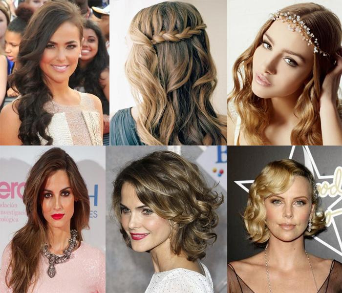 Peinados pelo corto para bodas invitadas 2014
